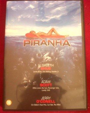 Piranha 3D édition Simple
