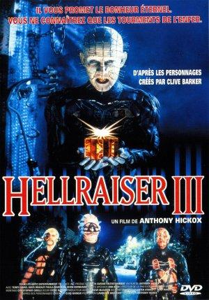 Hellraiser 3 édition Simple