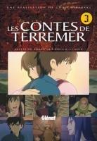 couverture, jaquette Les Contes De Terremer 3  (Glénat Manga)