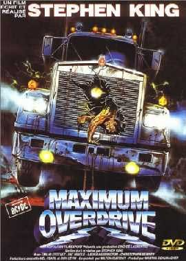 Maximum Overdrive édition Simple