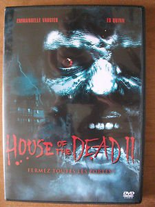 House of the dead 2 édition Simple