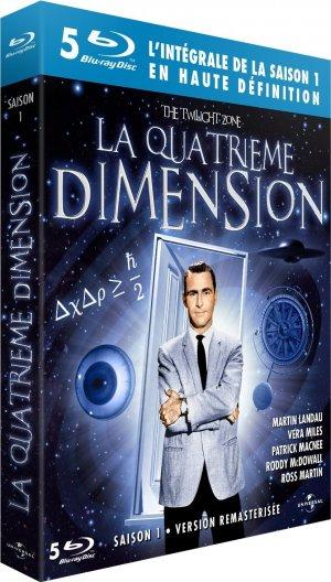 La Quatrième dimension édition Coffret Blu-Ray