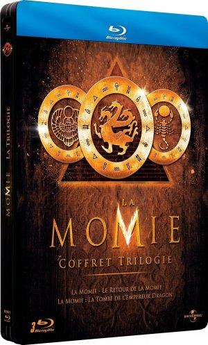 La Momie - Trilogie édition Boitier métal