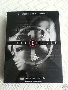 X-Files édition Limitée