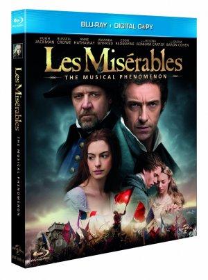 Les Misérables édition Blu-Ray + Copie Numérique