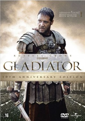 Gladiator édition 10th anniversary édition