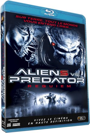 Aliens vs. Predator - Requiem édition Simple