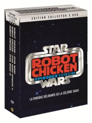 Robot Chicken édition Collector
