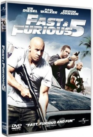 Fast and Furious 5 édition Simple