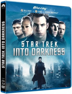 Star Trek Into Darkness édition Combo