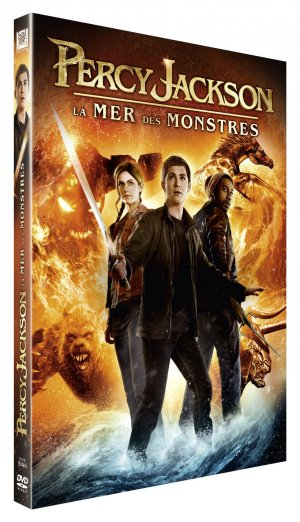 Percy Jackson : La Mer de Monstres édition Simple