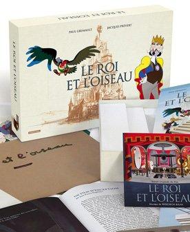 Le Roi et l'Oiseau édition Coffret Prestige