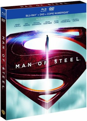 Man of Steel édition Combo
