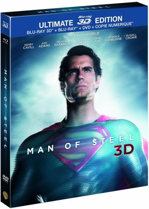 Man of Steel édition Ultimate
