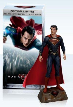 Man of Steel édition Limitée avec statue
