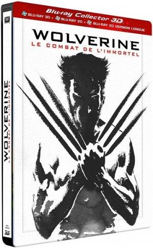 The Wolverine : le combat de l'immortel édition Collector Combo blu ray 3D
