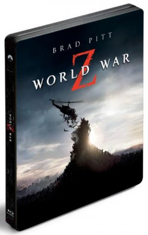 World War Z édition Combo