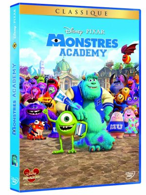 Monstres Academy édition Simple