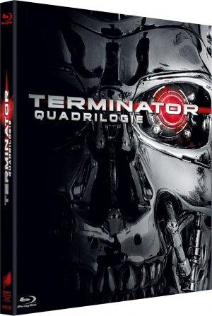 Terminator - Quadrilogie édition Simple