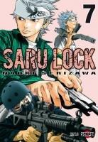 couverture, jaquette Saru Lock 7  (Pika) Manga