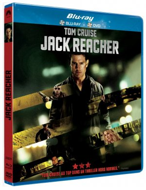 Jack Reacher édition Combo