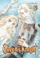 couverture, jaquette The Queen's Knight 12  (Saphira) Manhwa