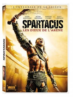 Spartacus : Les Dieux de l'arène édition Simple