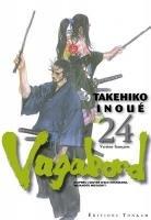 couverture, jaquette Vagabond 24  (Tonkam) Manga