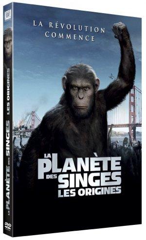 La Planète des singes : les origines édition Simple