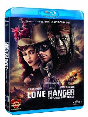 Lone Ranger, Naissance d'un héros #1