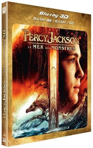 Percy Jackson : La Mer de Monstres édition Combo