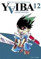 couverture, jaquette Yaiba 12  (soleil manga)