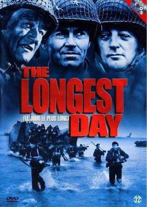 couverture, jaquette Le jour le plus long   - The longest day (20th Century Fox)