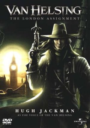 Van Helsing : Mission à Londres édition Simple