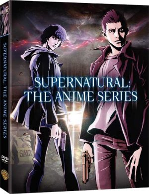 Supernatural: The Animation édition Simple