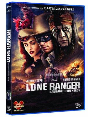 Lone Ranger, Naissance d'un héros 1 - Lone Ranger, Naissance d'un héros