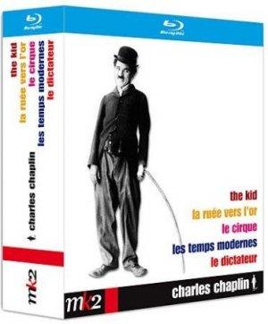 Charlie Chaplin - Coffret 5 films édition Simple