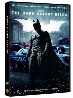The Dark Knight Rises édition Simple