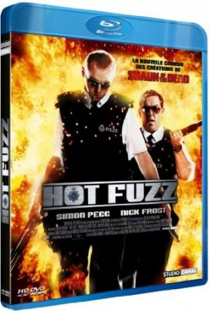 Hot Fuzz édition Simple