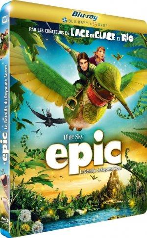 Epic : la bataille du royaume secret édition Combo