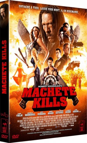 Machete Kills édition Simple