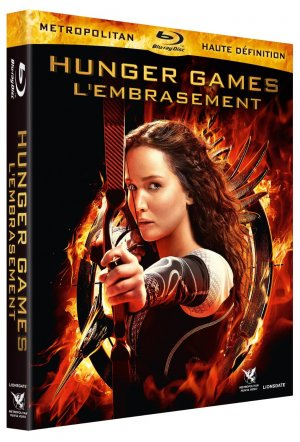Hunger Games : L'Embrasement édition Simple