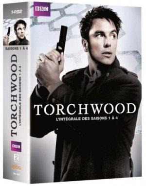 Torchwood édition Intégrale saisons 1 à 4