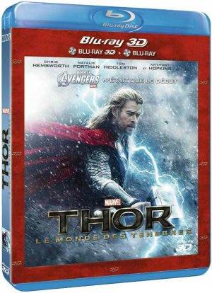 Thor : Le Monde des ténèbres édition Combo