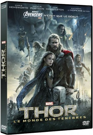 Thor : Le Monde des ténèbres édition Simple