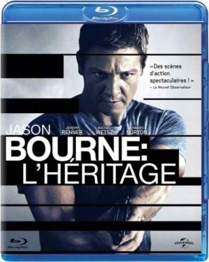 Jason Bourne : l'héritage édition Simple