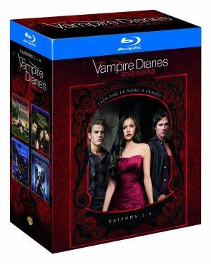Vampire Diaries édition Coffret saisons 1 à 4