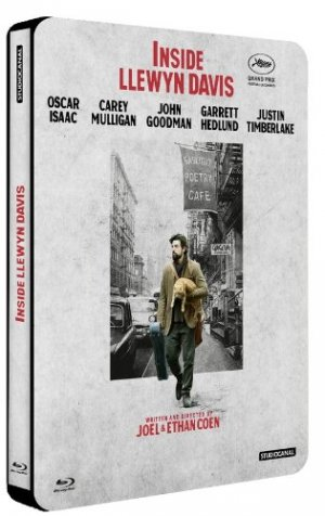 Inside Llewyn Davis édition Steelbook