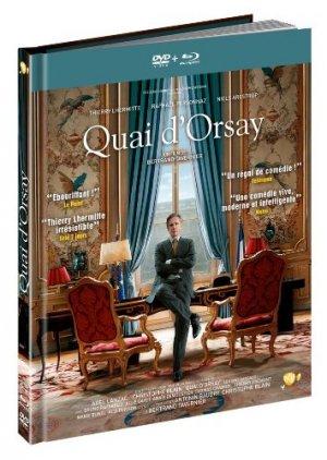 Quai d'Orsay édition Limitée Digibook