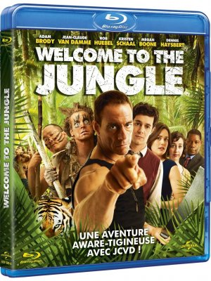 Welcome to the Jungle édition Simple